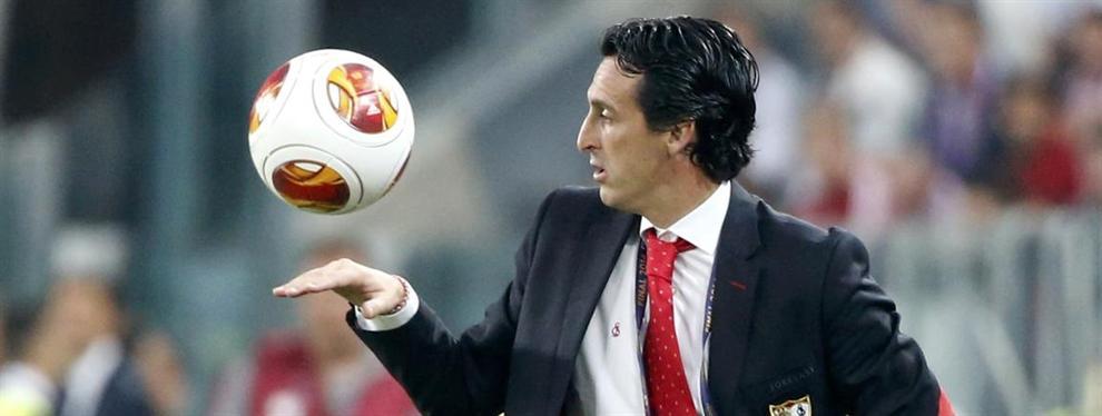 Sevilla y PSG se torpedean fichajes tras la marcha de Unai Emery a París