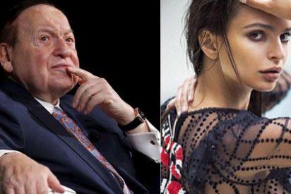 Sheldon Adelson, el millonario de Eurovegas, contra la modelo más seguida en Instagram