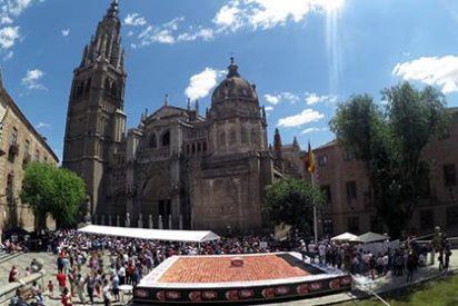 Toledo consigue el Récord Guinness del plato de jamón más grande del mundo