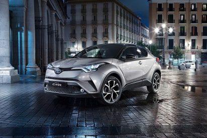 Toyota avanza más datos del C-HR