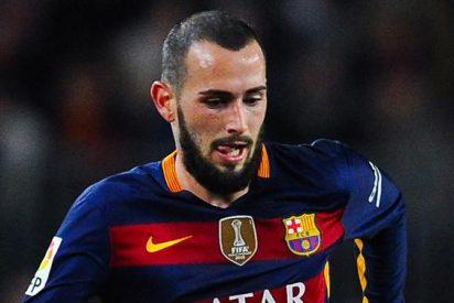 Un equipo de la liga italiana quiere llevarse a Aleix Vidal del Barça