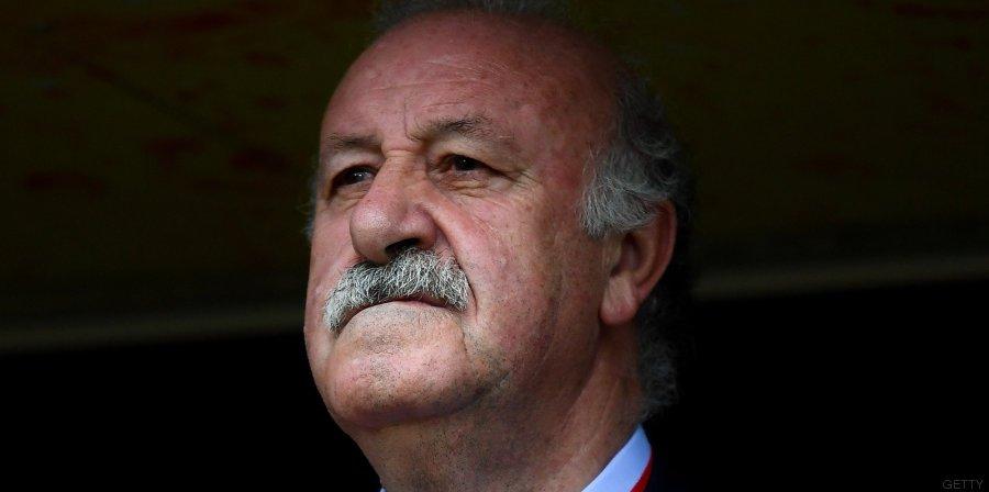 """Del Bosque avisa: """"Ante Italia, me gustaría que llevasemos la iniciativa"""""""