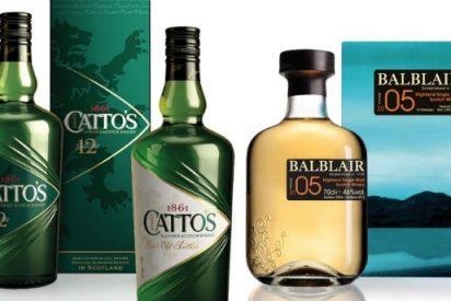 El Grupo Luis Caballero amplía su catálogo incorporando dos marcas de whisky escocés: Catto ́s y Balblair