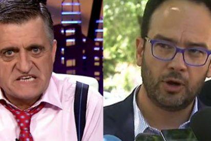Wyoming se pitorrea del socialista Hernando por decir que Rajoy desea que el debate a 4 lo vea muy poca gente