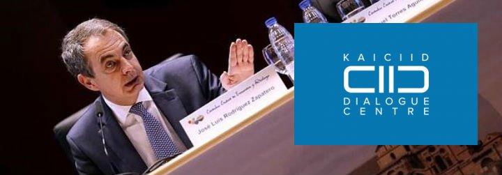 Zapatero, estrella del curso sobre diálogo interreligioso y construcción de la paz organizado por Kaiciid