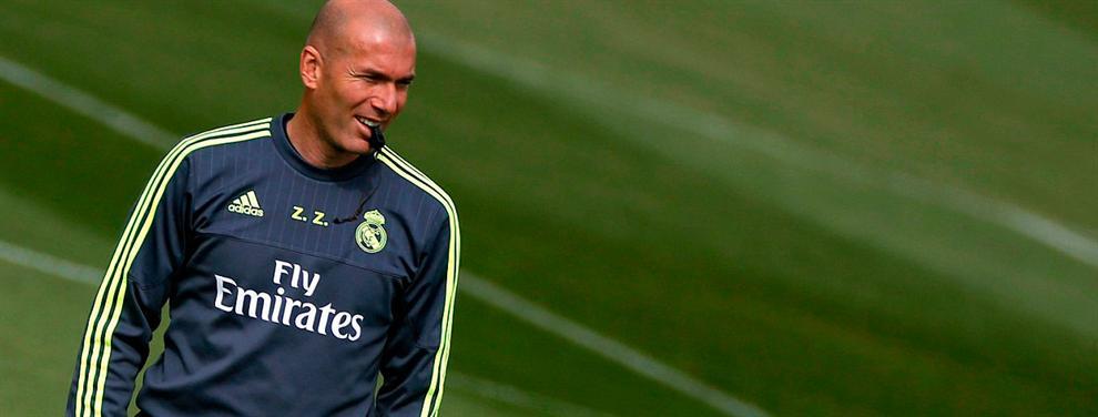 Zidane se impone: doble golpe en la mesa del Madrid (y 'zasca' a los incrédulos)