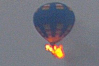 Se estrella un globo aerostático en Texas con 16 personas a bordo y mueren todos