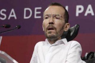 Podemos: Echenique ya fue pillado en 2012 con la sillita del fraude a la Seguridad Social