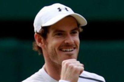Andy Murray arrasa al checo Berdych y vuelve a la final de Wimbledon