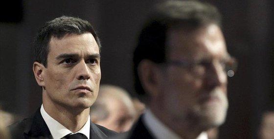 La exigencia del PSOE para dejar que gobierne Rajoy: abrir el rancio melón de la Constitución