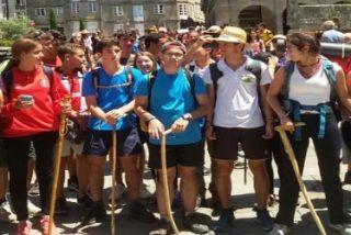 'Peregrinus': la acogida al final del Camino de Santiago