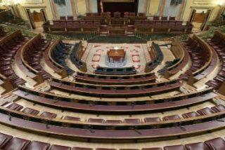 El poder estará en España en tribuna del Congreso de los Diputados