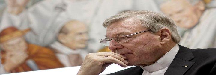 La policía australiana investiga al cardenal Pell por abusos a menores