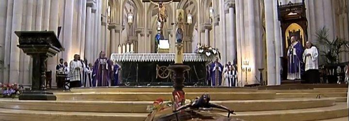 """Kiko Argüello: """"Carmen está con el Señor, toda feliz, y yo estoy aquí hecho polvo. Sin ella, el Camino, no existiría"""""""