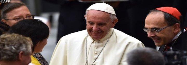 """El Papa, a peregrinos franceses: """"El tesoro de la Iglesia son los pobres"""""""