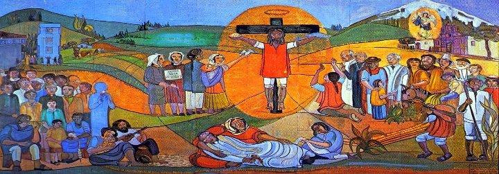"Adolfo Pérez Esquivel, al obispo de Riobamba: ""¿Dónde está el mural de los mártires de América?"""