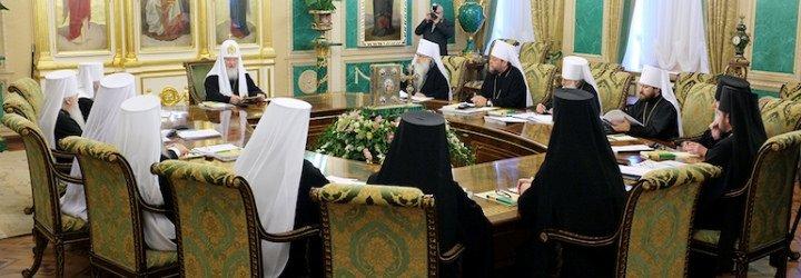 """La Iglesia ortodoxa rusa determina que el Concilio de Creta no refleja """"un consenso pan-ortodoxo"""""""