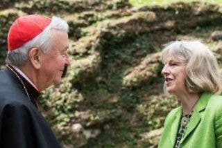 La nueva primera ministra británica, en sintonía con el Papa Francisco