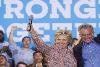 """Así es Tim Kaine, tándem de Hillary Clinton y católico """"al estilo del Papa Francisco"""""""