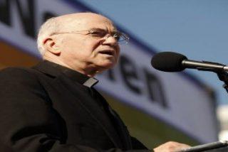 El exnuncio de EEUU silenció una investigación contra el arzobispo de Saint Paul y Minneapolis