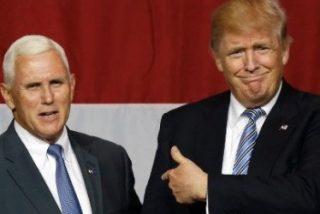 """El candidato a vicepresidente de Trump se opone a """"etiquetar"""" a los musulmanes que entren a Estados Unidos"""