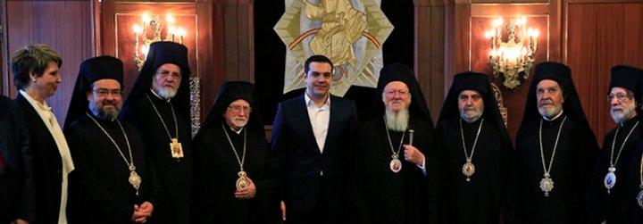 """El primer ministro de Grecia propone una nueva """"neutralidad del Estado"""" en temas religiosos"""