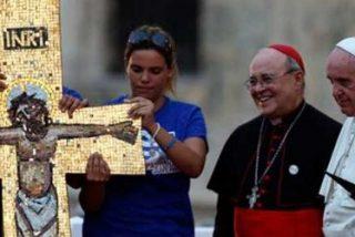 """El Papa, a los jóvenes cubanos: """"¡Sueñen que el mundo con ustedes puede ser distinto!"""""""