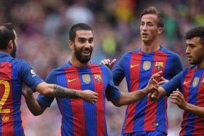 El Barça se estrena con un 3-1 al Cletic de Glasgow
