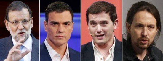 Estos son los 22 políticos más ricos de España: más de un millón por cabeza