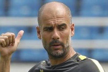 """Pep Guardiola: """"¿Por qué no debería darle la mano a Mourinho?"""""""
