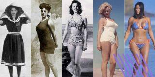 La evolución del traje de baño femenino: de invento del Diablo a 'púdica' prenda de madre de familia