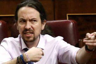 El 'coletas' Pablo Iglesias al final de la escapada