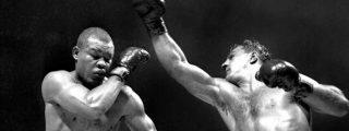 Cuando Rocky Marciano dejó K.O. a Joe Louis