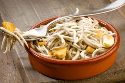 Angulas: Los chinos nos 'roban' en masa la joya gastronómica por excelencia