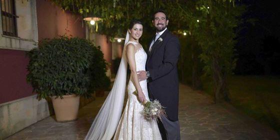 Así de guapa iba Inés Arrimadas en su boda con el catalanista Xavier Cima