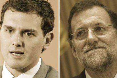 Mariano Rajoy y Albert Rivera negocian en secreto un acuerdo para los presupuestos