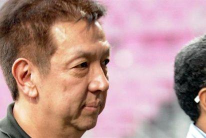 Alerta en el Valencia: el entorno amenaza a Peter Lim con tirar de la manta