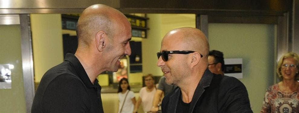 Alerta roja en Sevilla: Sampaoli y Monchi, ¿a gritos por la Selección argentina?