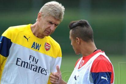 Alexis Sánchez pide al Arsenal el fichaje de un jugador del Barça