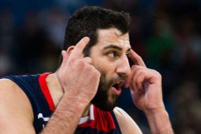Ioannis Bourousis abandona el Baskonia para fichar dos años por el Panathinaikos