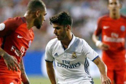 El Real Madrid de Zidane la caga frente al PSG de Emery en su estreno veraniego