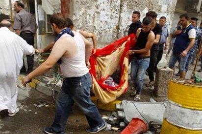Aumenta a 167 el número de muertos por el atentado en un barrio comercial de Bagdad