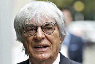 """Bernie Ecclestone: """"El que se choquen Hamilton y Rosberg le da más popularidad a Mercedes que ganar"""""""