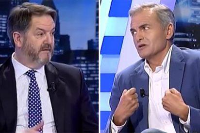 """Rifirrafe entre Bieito y Encinas: """"Simplificas hasta el desconocimiento cómo funciona un Gobierno"""""""