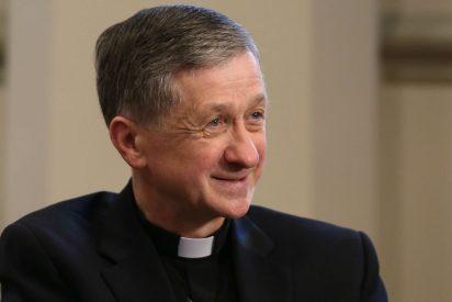 Blase Cupich, miembro de la Congregación de Obispos