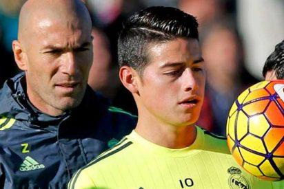 ¡Bomba! El Real Madrid encuentra el relevo de James Rodríguez