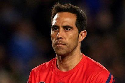 ¡Bombazo! El Barça negocia por Claudio Bravo