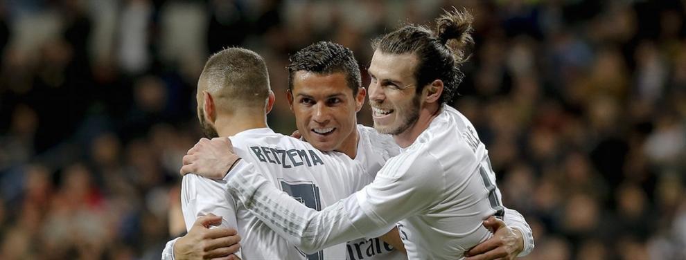 ¡Bombazo! El crack Mundial que se ofrece al Real Madrid