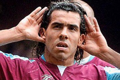 ¡Bombazo! West Ham quiere repatriar ya mismo a Carlitos Tevez