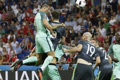 ¡Brutal! ¿Sabes cuánto es capaz de saltar Cristiano Ronaldo?